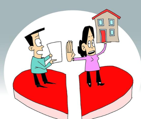 离婚时共同财产如何分割