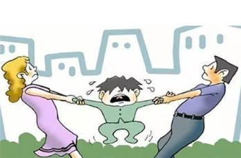 离婚后子女的抚养权问题